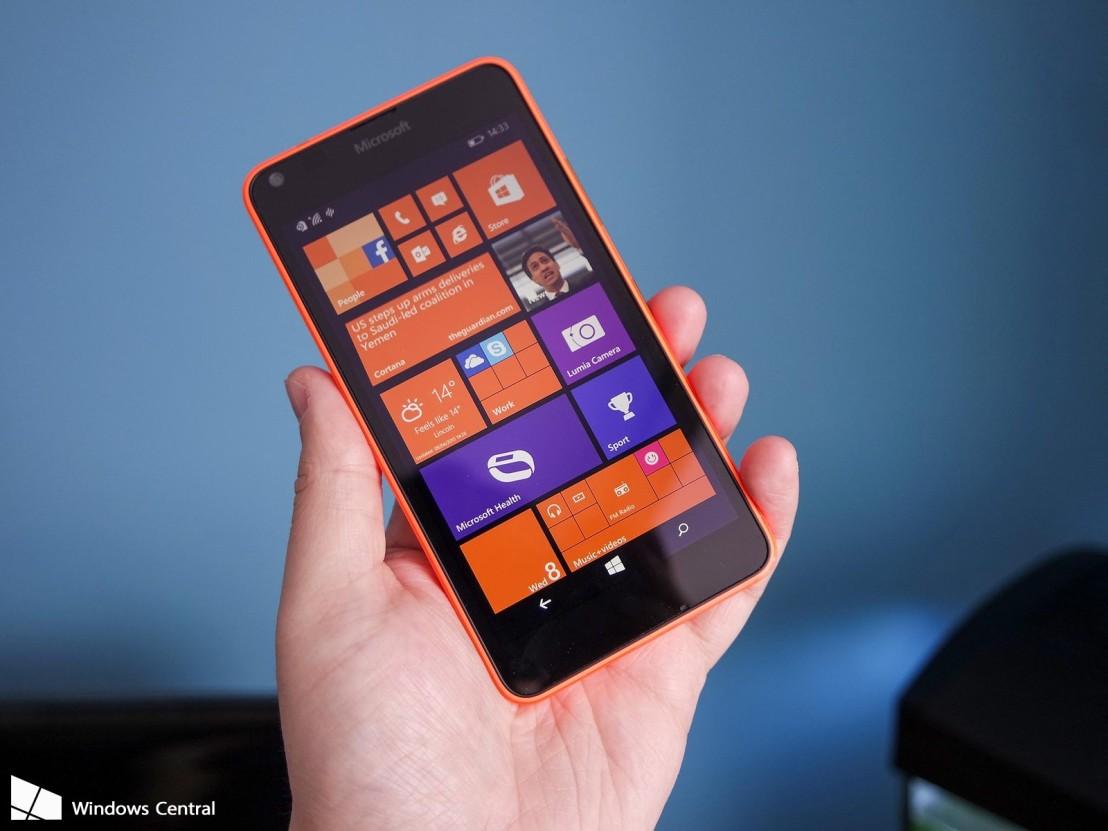 Windows 10 Mobile andalannya sekarang keluar dari saham pada Microsoft toko UK, mungkin untukbaik